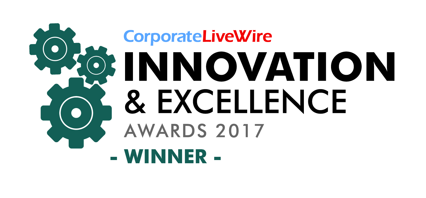Corporate LiveWire Innovation Winner 2017
