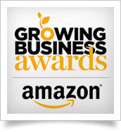 Amazon Growing Business Award Finalist